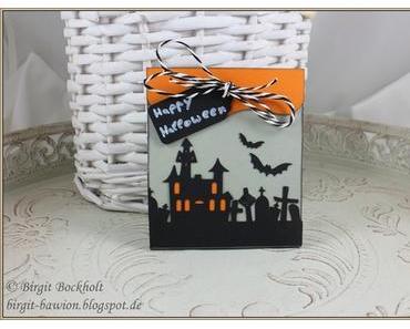 Halloween - Verpackung