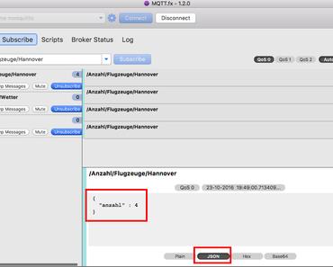 MQTT.fx 1.2.0 erschienen