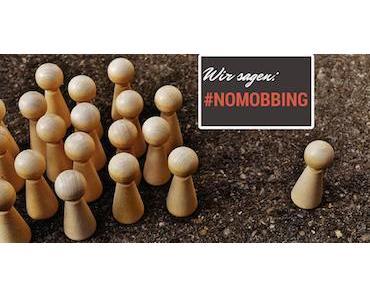 Aufruf Blogparade #NoMobbing
