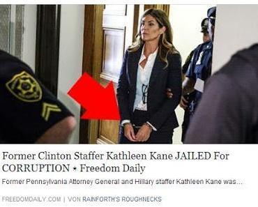 US-Justiz klagt Mitglied der Clinton-Obama-Bande an