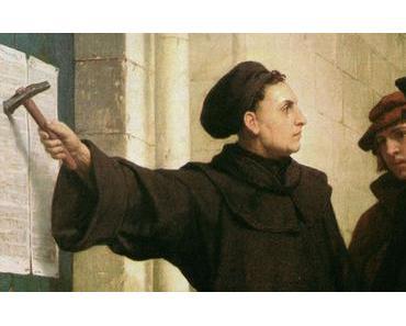 Martin Luther: Hör mal, wer da hämmert...