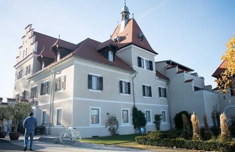 Hotel Gschlössl Murtal in Großlobming