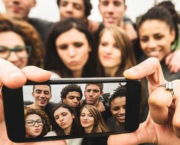 Junge Generation und Marketing
