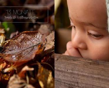 13 Monate - Alltagsgeschichten mit Kleinkind
