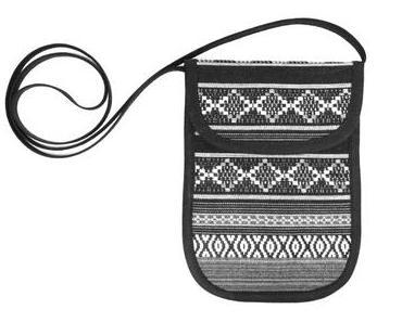 Mini-Handtasche mit Schnittmuster nähen