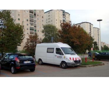 mit dem Wohnmobil nach Mailand?