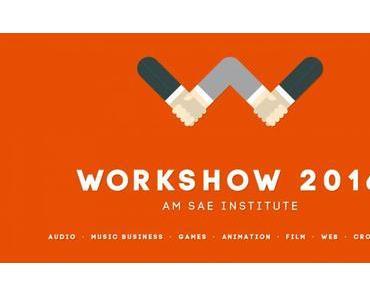 Startschuss für die SAE Workshows 2016
