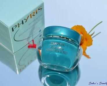 [Review] – Phyris Hyaluron Sensation Sleep: