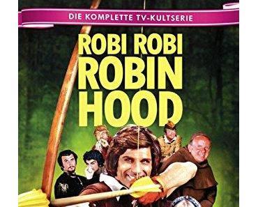 """Review: ROBI ROBI ROBIN HOOD – Der Vorfahre von """"Helden in Strumpfhosen"""""""