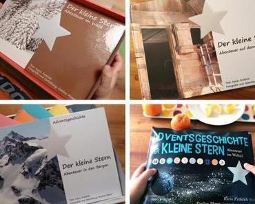 Adventsbuch: Der kleine Stern fliegt wieder!