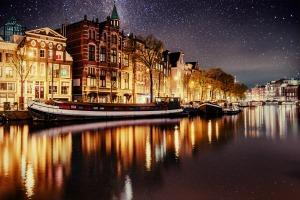 Das Amsterdam Light Festival