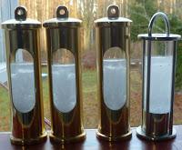 Welchen Einfluss hat die Umgebungstemperatur auf das Sturmglas?