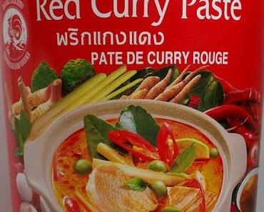 Cock Brand - Rote Currypaste
