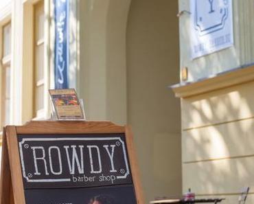 """ROWDY"" Barber Shop – Geschenkidee für euren Mann"