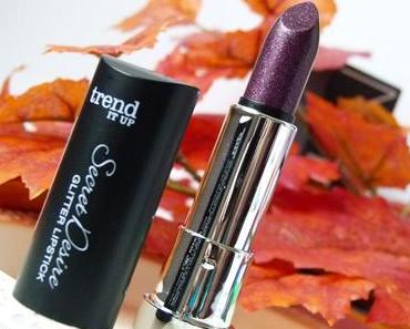 [Review] trend IT UP Secret Desire Glitter Lipstick 030