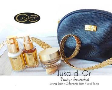 Juka d' Or - Geschenkset  - Lifting Balm / Cleansing Balm / Vital Tonic  - Dermokosmetik  -  X-Mas