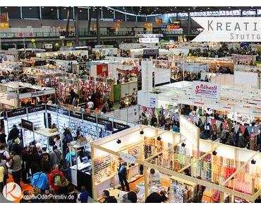 Kreativmesse Stuttgart 2016