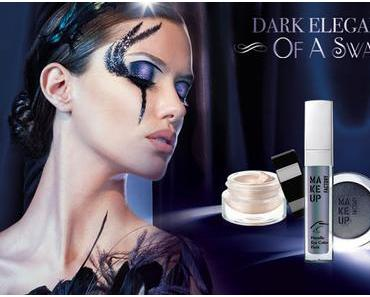 Dark Elegance of a Swan Kollektion von Make up Factory