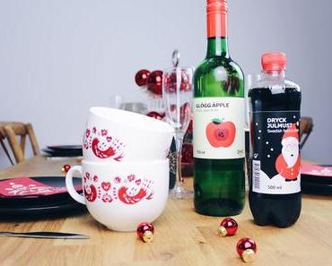 Das perfekte Weihnachtsessen und die perfekte Tischdekoration| Veganes Weihnachtsmenü