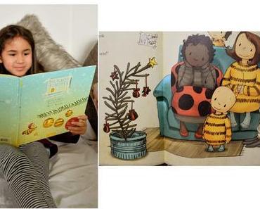 Die kleine Hummel Bommel feiert Weihnachten - Kinderbuch Tipp