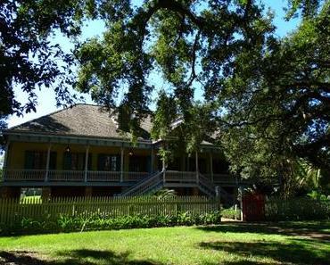 New Orleans  – Ausflug zur Laura & Oak Alley Plantation