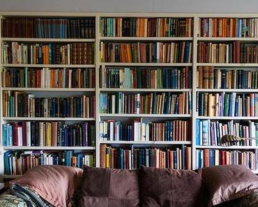 Zehn Fragen zu Büchern