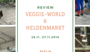 Review: Veggie-World Heldenmarkt