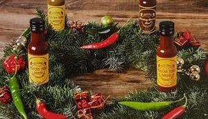 Mexican Tears Sauce Weihnachtsbox