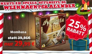 4.Tag - Spiele-Offensive Adventkalender 2016