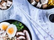 Miso Ramen Suppe Abstecher nach Japan Werbung