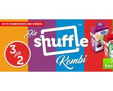 Spiele-Offensive Aktion - Die ASS Shuffle Kombi 3 für 2