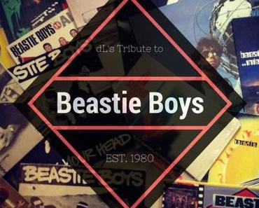 Beastie Boys Tribute Mix: 3 MC's and Some DJ