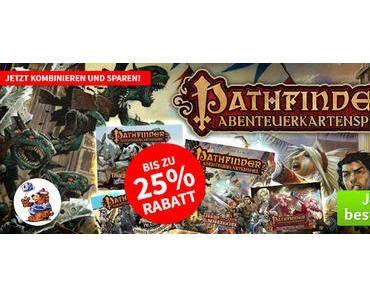 Spiele-Offensive Aktion - Der Pathfinder Abenteuerkartenspiel Kombideal