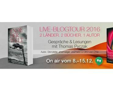 """Blogtour """"Zwei Länder, zwei Bücher, ein Autor"""" -Die Fremde"""
