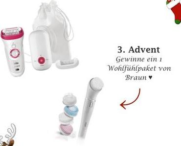 ADVENT CALENDAR – 1 Set aus FaceSpa & Silk-épil 9 Music Edition