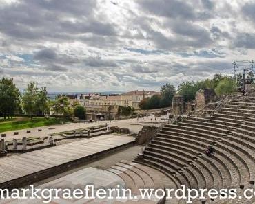 Lyon am Sonntag: Zu den Ursprüngen – Der Fourvière Hügel und die Römer