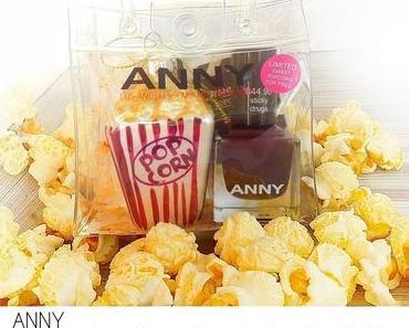 "ANNY - Annylicious Popcorn Party - Ladies Movie Night  - ""sticky drugs""   -   Nagellack Set"