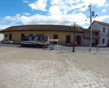 Lass dich nicht verarschen beim Busfahren in Nicaragua