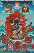 Chöd und Bodhicitta – Durchtrennen und Mitgefühl des Leerseins