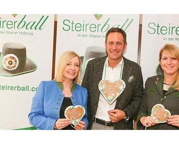 Steirerball 2017: Das Programm – Mariazellerland ist Gastregion
