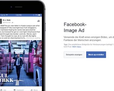 Facebook Creative Hub – der Support für Ihre kreativen Ads!