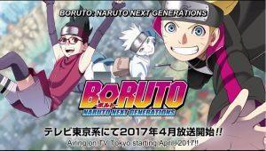 Boruto – Naruto Next Generation bekommt einen Anime!