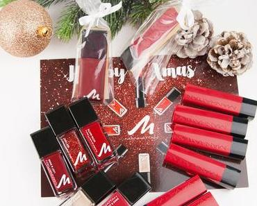 Manhattan - GLAM RED - Christmas Edition