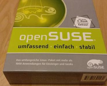 Die openSUSE Leap 42.2 Box