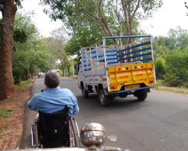 Erste Tage in Auroville