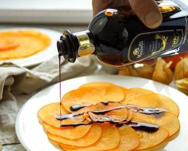 {Werbung} Kochen mit Balsamico von Mazzetti l'Originale
