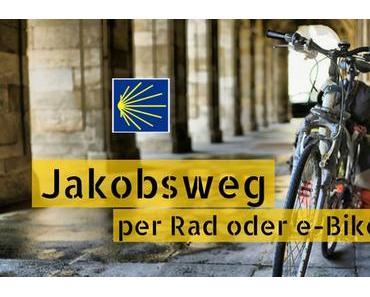 Den Jakobsweg mit dem Fahrrad oder e-bike bestreiten?