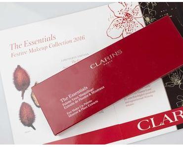 Clarins // The Essentials 2016 Lidschattenpalette