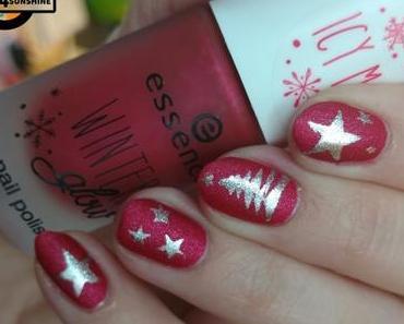 [Nails] essence WINTER glow nail polish ICY MATT 01 MISS FROST