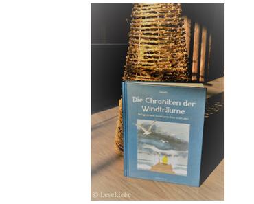 [Rezension] Die Chroniken der Windträume || Jando